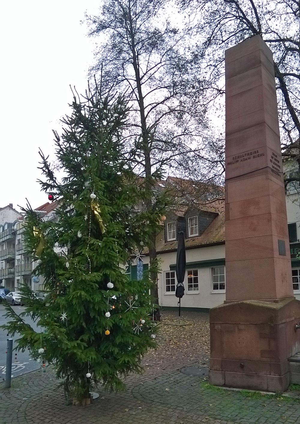 Weihnachtsbaum bornheim my blog for Weihnachtsbaum vorhang