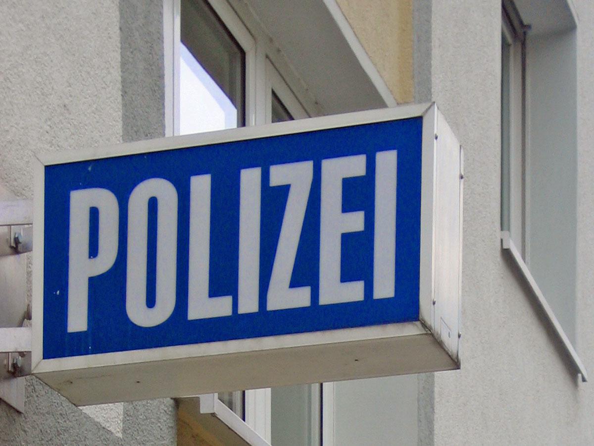 Polizei Frankfurt Meldungen