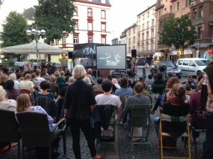 Bornheimer Open Air Kino The Human Scale