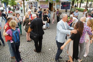 Tanzflashmob in Bornheim